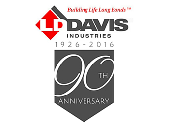 90 years in the glue manufacturing business for LD Davis
